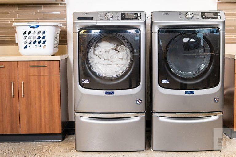 a washing machine suffering from an F21 error