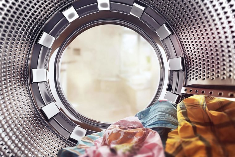 how to fix the washing machine NF code